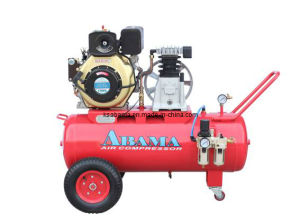 Th-65100p Engine Power Air Compressor (6.5HP) pictures & photos