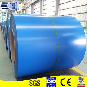 Ral Standard Blue Color Coated Galvanized Steel Coil (CTGC002C) pictures & photos