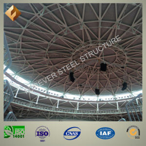 Top Quality Prefab Steel Space Frame for Gym