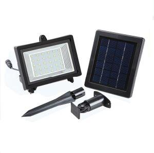 Solar High Power Outdoor LED Flood Light pictures & photos
