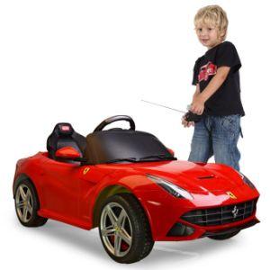Licensed Ferarri F12 RC Ride On Car for Kids