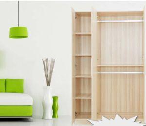 Simple Style Wooden Wardrobes with 2doors/3doors/4doors (M-X1117) pictures & photos