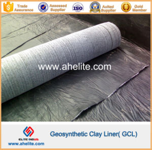 Geosynthetic Clay Liner Coated HDPE Liner Film pictures & photos