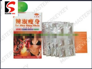 La Jiao Shou Shen Herbal Weight Loss Pills pictures & photos