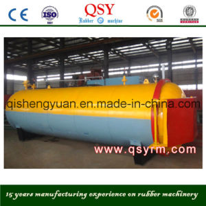 Tire Retreading Machine for Tire Recycling of Vulcanizing Tank pictures & photos
