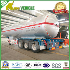 3 Axles LPG Tank Semi Trailer pictures & photos