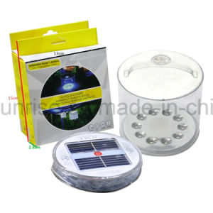 Small Solar Garden Light Solar Inflatable Light Transparent for Sale pictures & photos