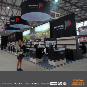Trade Show Stand Construction in Wine Spirits Show pictures & photos