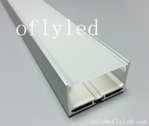 Super 55mm Aluminum Profile for Architectural LED Profile pictures & photos