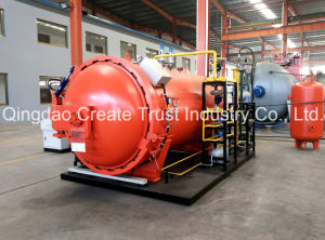 2017 High Performance Autoclave for Carbon Fiber Forming/Composite Material Autoclave pictures & photos