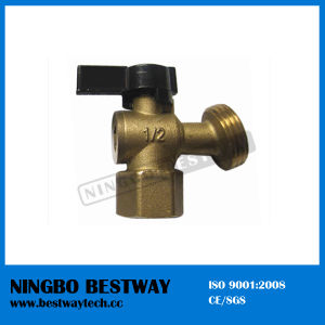Quarter-Turn Lead Free Brass Sillcock Valves (BW-T12) pictures & photos