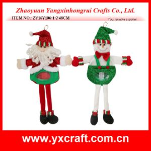 Christmas Decoration (ZY16Y106-1-2 48CM) The Shopping Mall Christmas Decorations pictures & photos