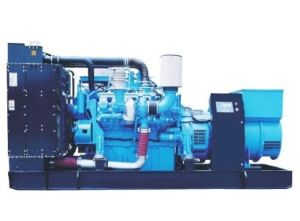 2500kVA CE Mtu Diesel Generator Set with Marathon Alternator (HB2500HV)