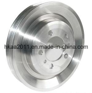 Precision Custom Stainless Steel Crankshaft Pulley, Crankshaft Damper Pulley, Pulley Crankshaft pictures & photos