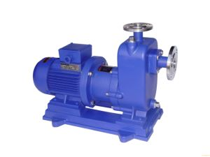 an Pump Close Coupled Centrifugal Self Priming Water Pump pictures & photos
