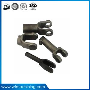 OEM Hot Forge Iron Forged Steel Forging with Forging Process pictures & photos