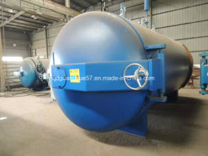2800X9000 Steam Vulcanizing Tank with Ce ISO pictures & photos