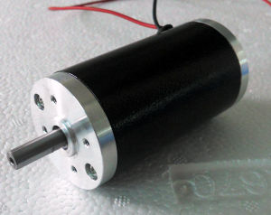 63zyt Od63mm High Torque Permanent Magnet 24V DC Motor pictures & photos