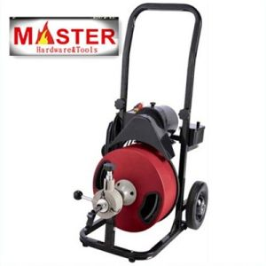 Master DC1502 Drain Cleaning Machine