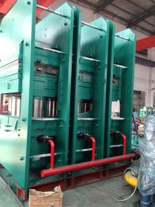Vulcanizing Press (XLB-Q2000X3000/10.00MN) / Mixing Mill/Rubber Hydraulic Press pictures & photos