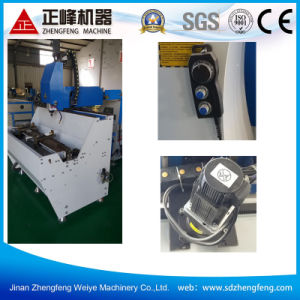 3 Axis CNC Processing Center for Aluminum and PVC Profiles