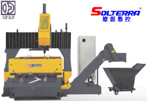 CNC Drilling Machine for Steel Plates (DPD-1610/2012/2016/3016)