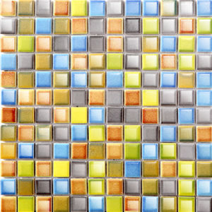 Favor Colorful Ceramic Mosaic for House Decoration in 2015 (G1007)