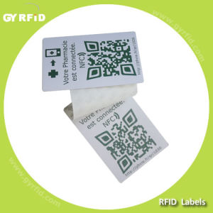 Wsp Ntag203 ISO14443A RFID Window Tag for Promotion System (GYRFID) pictures & photos