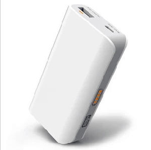 13000mAh External Battery Pack Charger, Power Bank with LED Flashlight for iPhone, Smartphone Android 5V 1A (FSX-1632)