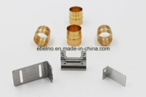 Aluminum Precision CNC Machining Part with Mass Production pictures & photos