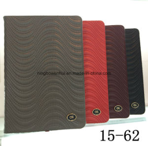 Custom Hot Selling Chinese Hardcover PU Leather Notebook
