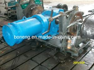 K Series Gearedmotor on Haiyin Shipping Vessel (K147)