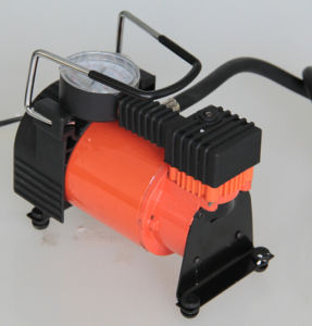 12V 30mm Single Piston 150 Psi Tornado Hand Pump Portable Heavy Duty Air Pump 12V pictures & photos