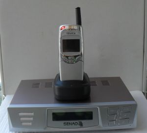 15km Senao Sn-629 Cordless Telephone for Communication pictures & photos