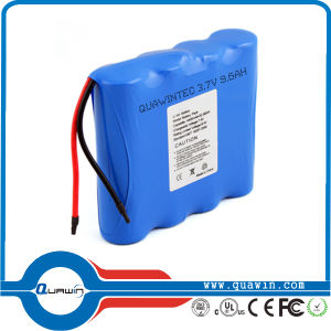 18650 Battery Pack 3.7V 9600mAh Cylindrical Battery Pack pictures & photos