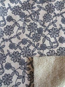 100% Polyester Plain Dyed Short Soft Faux Fur Bonding Coral Fleece Velvet Fabric for Garment (ESFH-507) pictures & photos