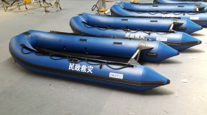 11.8feet 3.6m Inflatable Boat Fishing Boat, Rescue Boat, Sport Boat, Cheap Boat with Outboard Motor, Choose Different Floor pictures & photos