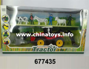 Friction Farmer Truck Car Vehicle Toy (677435) pictures & photos