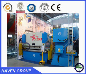 CNC press brake, Hydraulic sheet metal bending machine pictures & photos