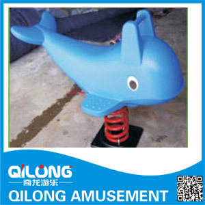High Quality Fish Kiddie Rider (QL-B022) pictures & photos