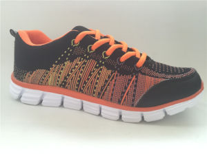 Latest Hot 3D Printed Shoes Offset Sports Shoes Cheap Imitate Woven Shoes