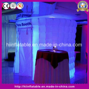 Inflatable Photo Booth, LED Photo Booth Tent