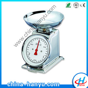 Mechanical Stainless Steel Kitchen Weight Scale (SD)