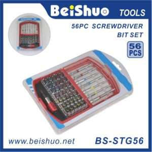 Factory Supply Precision Screwdriver Bit Set with Double End Bits pictures & photos