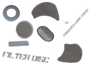 High Quality Wire Mesh Filter Disc