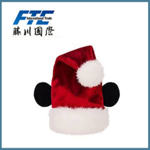 Cheap Promotional Custom Christmas Hat for Christmas pictures & photos
