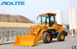 1 Ton Front End Wheel Loader with Yn490 Engine pictures & photos