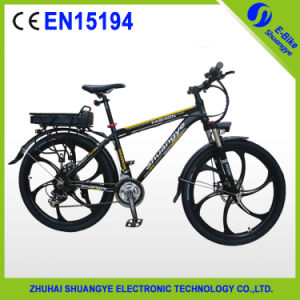 "36V High Speed 26"" Electric Mountain Bike pictures & photos"