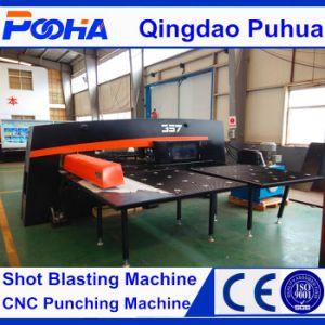 Sheet Metal Hole CNC Turret Punching Machine pictures & photos