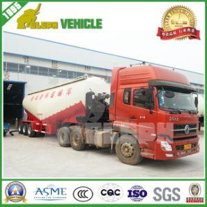 Air Compressor Diesel Engine Cement Trailer
